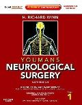 Youmans Neurological Surgery: Expert Consult - Online and Print, 4-Volume Set