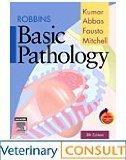 Robbins Basic Pathology: With VETERINARY CONSULT Access, 8e (Robbins Pathology)