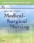 Clinical Decision-Making Study Guide for Medical-Surgical Nursing: Patient-Centered Collabor...
