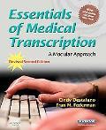 Essentials of Medical Transcription - Revised Reprint