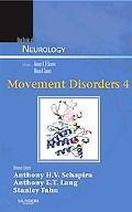 Movement Disorders 4: Blue Books of Neurology Series, Volume 34