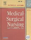 Medical-Surgical Nursing - Single Volume - Text with FREE Study Guide & Winningham and Preusser's Critical Thinking Cases in Nursing Package, 5e