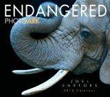 Endangered Photo Ark 2015 Boxed Calendar
