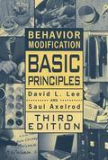 Behavior Modification Basic Principles