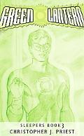 Green Lantern Sleepers-Book Two