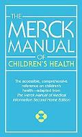 Merck Manual of Childrens Health
