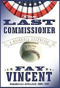 Last Commissioner