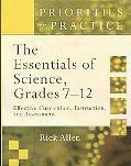 Essentials of Science, 7-12
