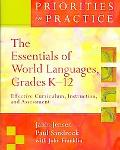 Essentials of World Languages, Grades K-12