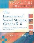Essentials of Social Studies, Grades K-8