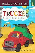 Trucks (Ready-to-Read Series Level 1)
