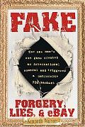 Fake Forgery, Lies, & Ebay