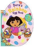 Dora's Rainbow Egg Hunt