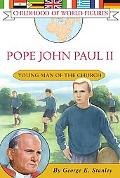 Pope John Paul II Young Man of the Church