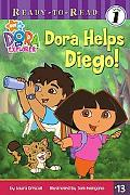 Dora Helps Diego!