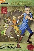 Earth Kingdom Chronicles the Tale of Sokka