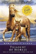 Marguerite Henry Misty of Chincoteague, Justin Morgan Had a Horse, King of the Wind
