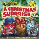 A Christmas Surprise: A Lift-the-Flap Adventure (Jon Scieszka's Trucktown)