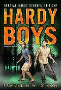 Haunted (Hardy Boys Undercover Brothers Super Mystery #3)