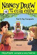 Eath Day Escapades (Nancy Drew and the Clue Crew Series #18)