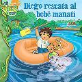 Diego rescata al beb manat (Diego's Manatee Rescue)