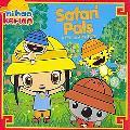 Safari Pals: A Lift-the-Flap Story (Ni Hao, Kai-Lan)