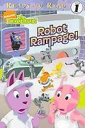 Robot Rampage! (Backyardigans Ready-to-Read)