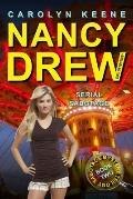 Serial Sabotage: Book Two in the Sabotage Mystery Trilogy (Nancy Drew (All New) Girl Detective)