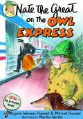Nate The Great On The Owl Express (Turtleback School & Library Binding Edition) (Nate the Gr...