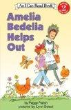 Amelia Bedelia Helps Out (Turtleback School & Library Binding Edition) (I Can Read Books: Le...