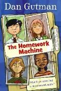 The Homework Machine (Turtleback School & Library Binding Edition)