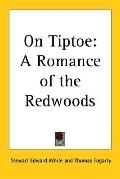 On Tiptoe A Romance Of The Redwoods