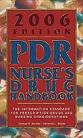 2006 PDR Nurse's Drug Handbook