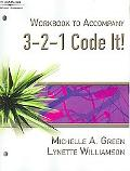 Workbook to Accompany 3-2-1 Code It