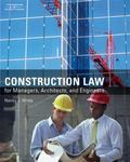 Construction Law for Managers, Architects, and Engineeers