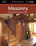 Residential Construction Academy Masonry, Brick and Block Construction