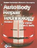 Motor Auto Body Repair: Student Technician's Manual