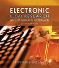 Electronic Legal Research: An Integrated Approach