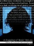 Fogging Of Basic Values Behavioral Analysis Of Online Downloading