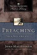 Preaching How to Preach Biblically