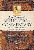 Jon Courson's Application Commentary Old Testament Psalm - Malachi