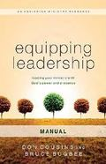 Equipping Leadership Manual Your Personal Assessment Tool