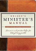 Nelson's Minister's Manual New King James Version, Brown/tan, Imitation Leather