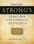 The New Strong's Exhaustive Concordance of the Bible, Supersaver (New Exhaustive Concordance...