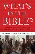 What's In the Bible: A Tour of Scripture from the Dust of Creation to the Glory of Revelation