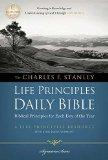 Charles F. Stanley Life Principles Daily Bible, NKJV