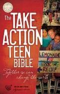 Take Action Teen Bible, NKJV