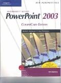 New Perspectives On Microsoft Office Powerpoint 2003 Introductory, Coursecard