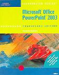 Microsoft Office Powerpoint 2003 Illustrated, Course Card Edition