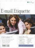 E-mail Etiquette [With 2 CDs] (ILT (Axzo Press))
